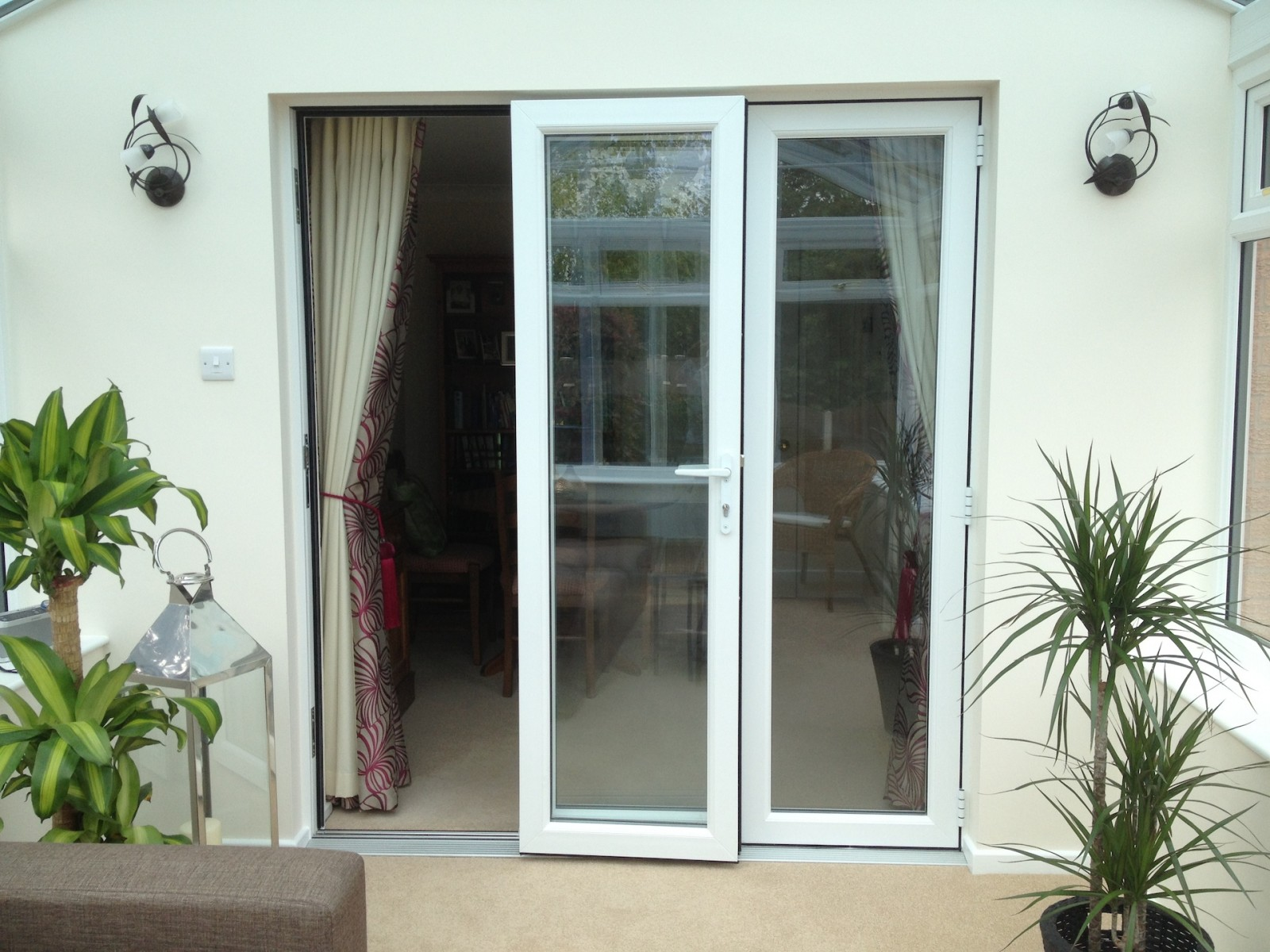Upvc Bi Folding Doors Shropshire Shropshire Clad Make Your Own Beautiful  HD Wallpapers, Images Over 1000+ [ralydesign.ml]