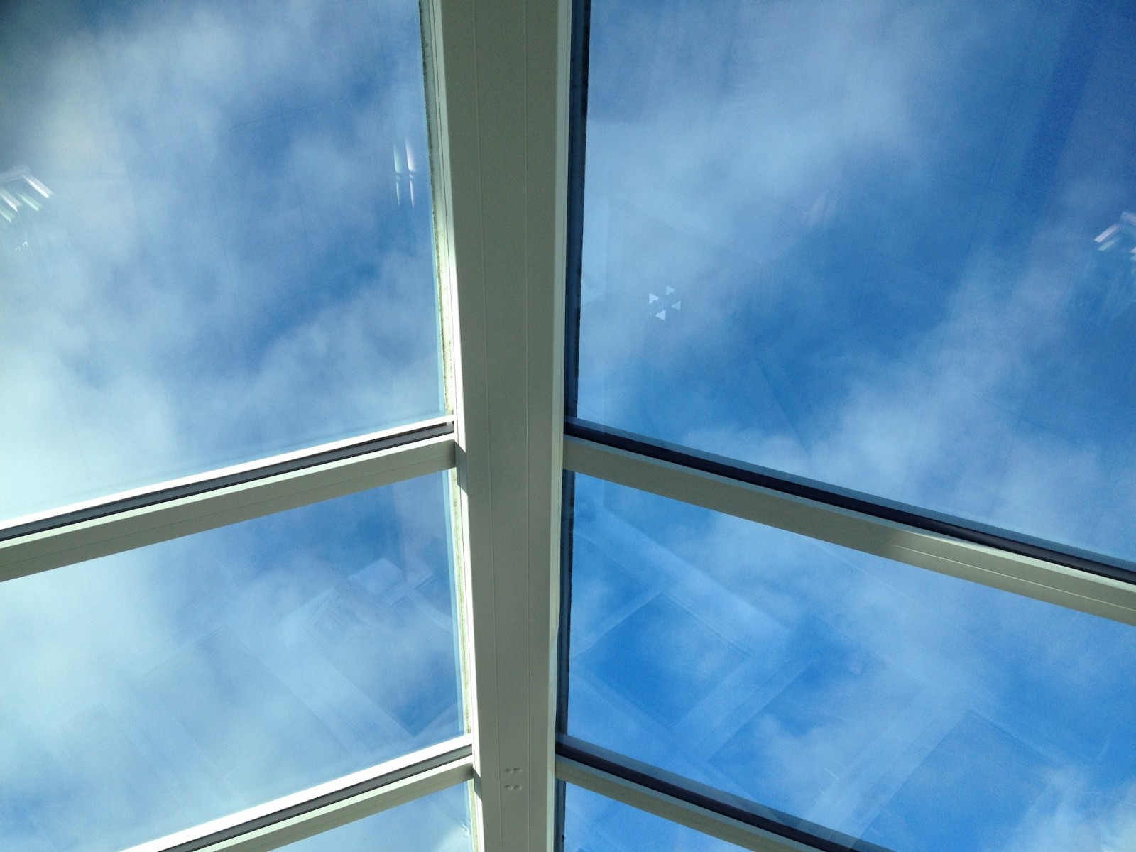 Pilkington Self Cleaning Glass Conservatory Roof