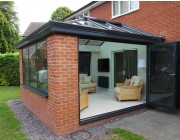 Loggia conservatory installed in shropshire