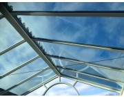 Conservatory roof refurbishment