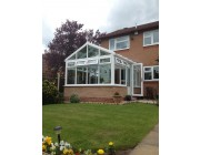 Conservatory in Shropshire
