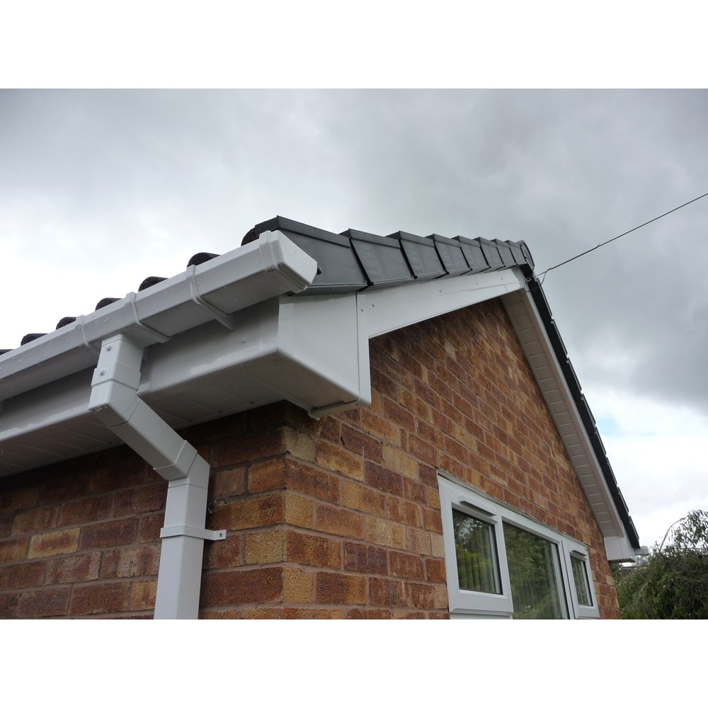 Roof Dry Verge Installation Shropshire Cladding