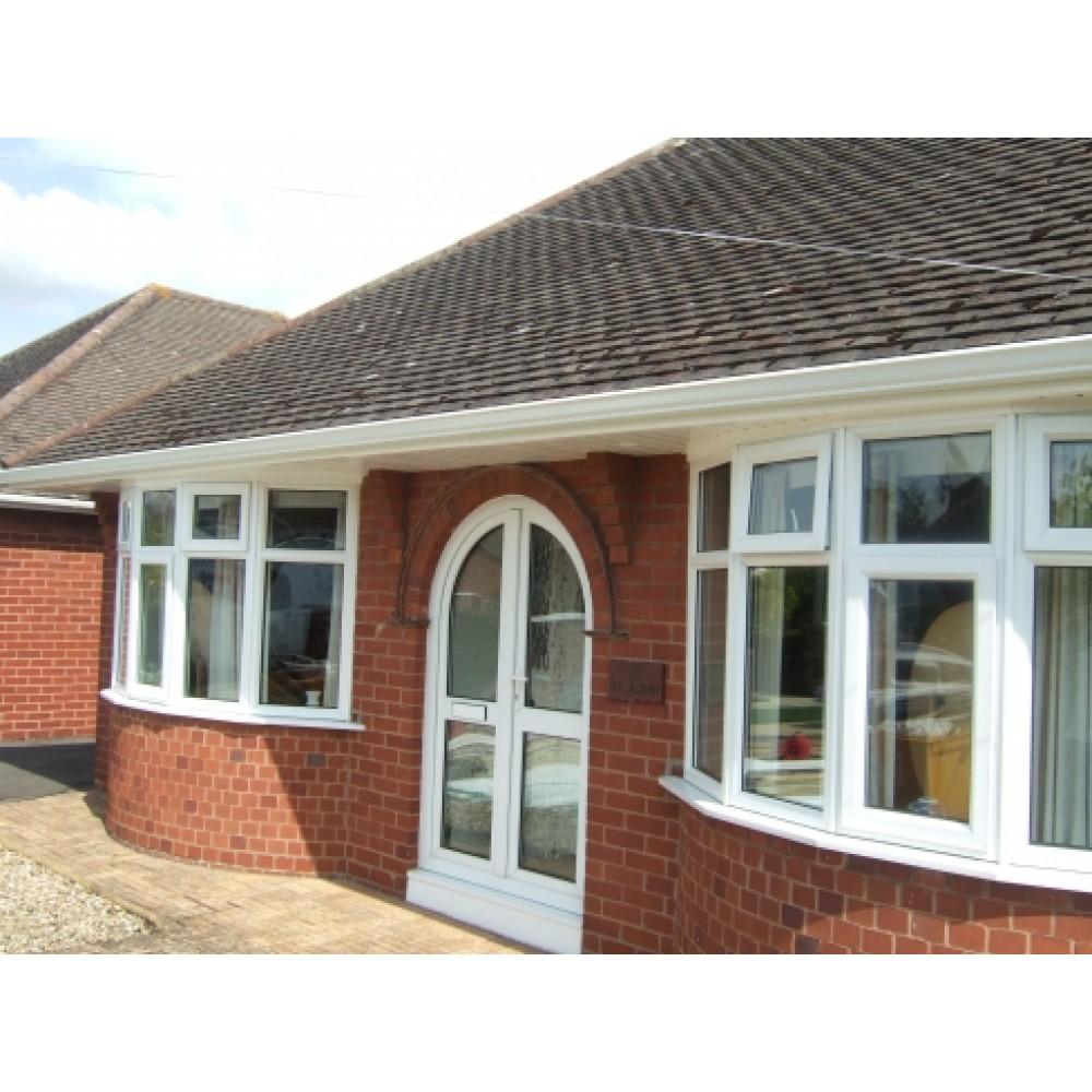 Upvc Arched Doors Shropshire Shropshire Cladding