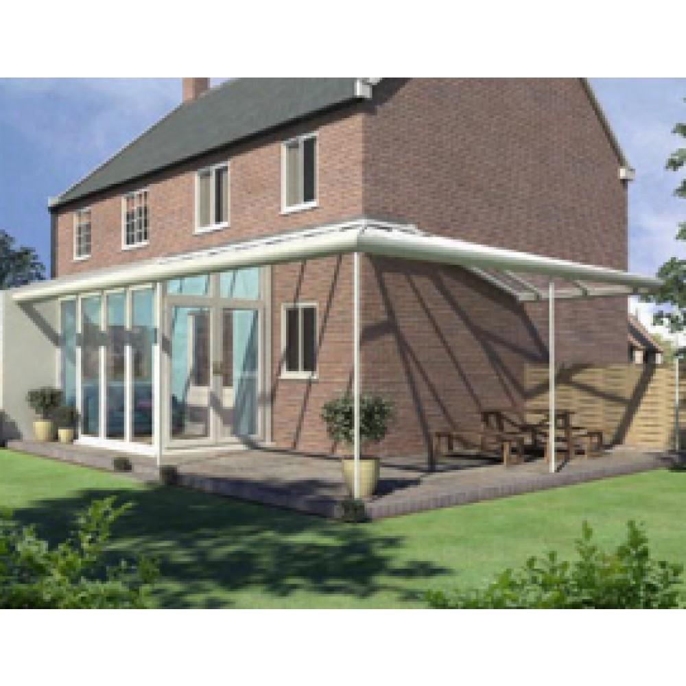 Upvc Veranda Glazed Extensions Shropshire Shrops